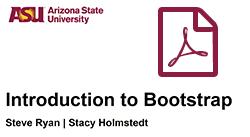 bootstrap 101 PDF document