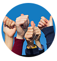 student engagement icon image